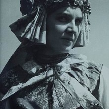 Silesian Woman from Chorzow